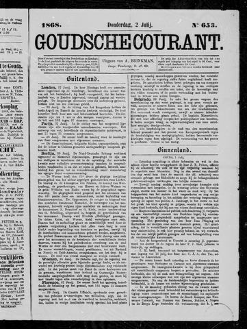 Goudsche Courant 1868-07-02