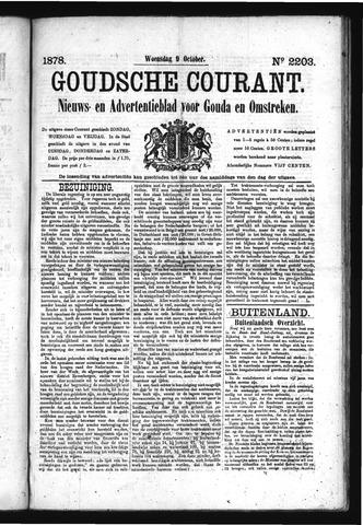 Goudsche Courant 1878-10-09