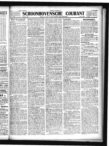Schoonhovensche Courant 1943-10-19