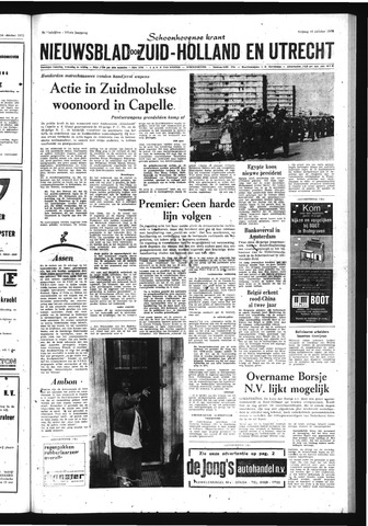 Schoonhovensche Courant 1970-10-16