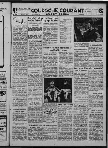 Goudsche Courant 1949-01-17