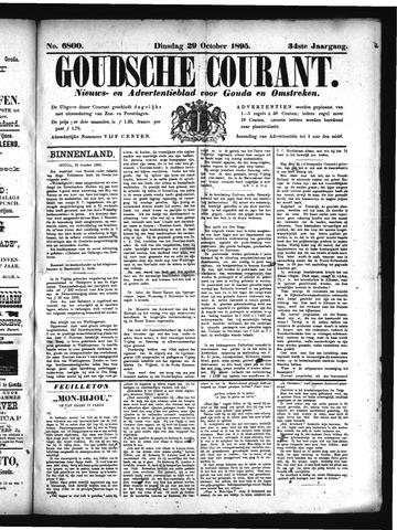 Goudsche Courant 1895-10-29