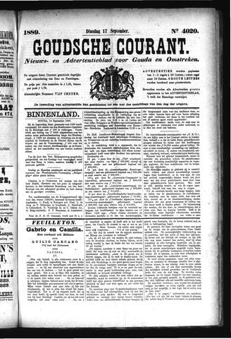 Goudsche Courant 1889-09-17