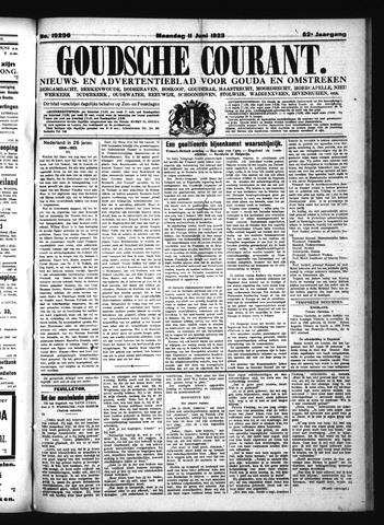Goudsche Courant 1923-06-11