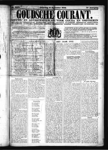 Goudsche Courant 1932-12-31