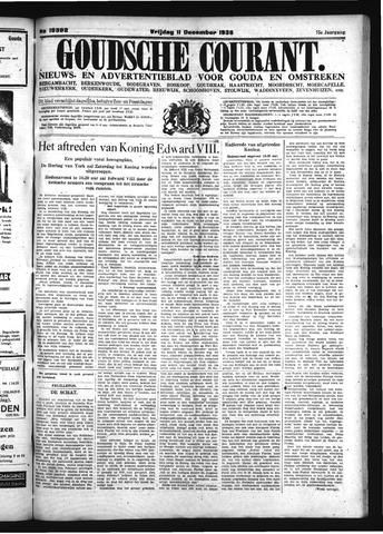 Goudsche Courant 1936-12-11