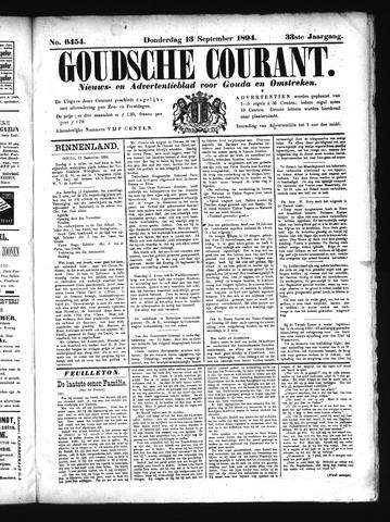 Goudsche Courant 1894-09-13