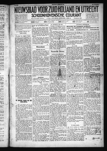 Schoonhovensche Courant 1931-08-03
