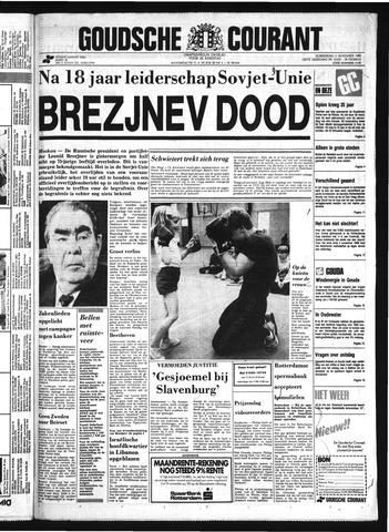 Goudsche Courant 1982-11-11