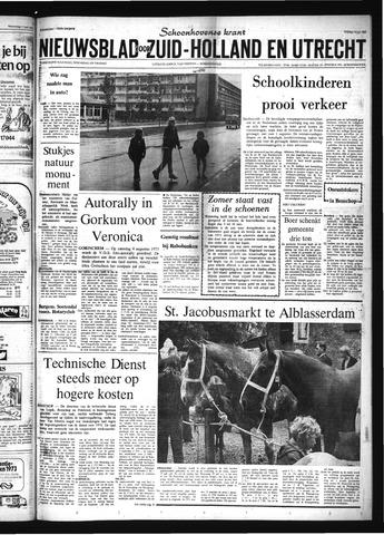 Schoonhovensche Courant 1973-07-13
