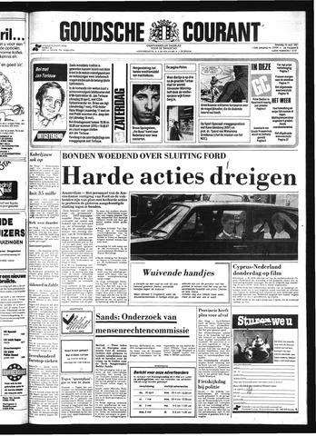 Goudsche Courant 1981-04-25