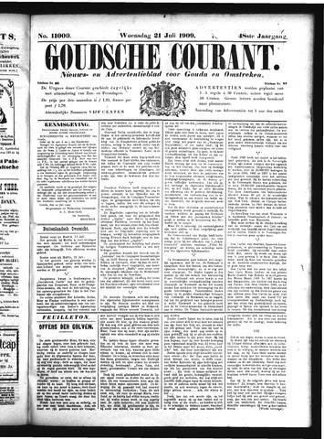 Goudsche Courant 1909-07-21