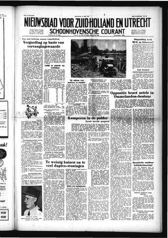 Schoonhovensche Courant 1953-05-11
