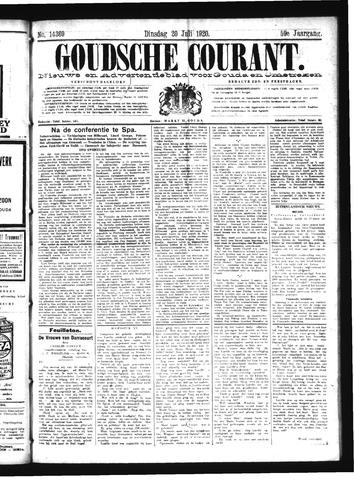 Goudsche Courant 1920-07-20