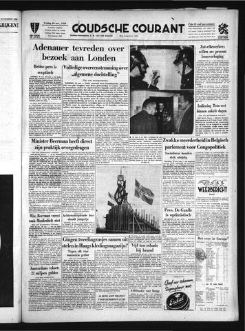 Goudsche Courant 1959-11-20