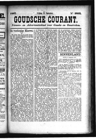 Goudsche Courant 1887-09-23