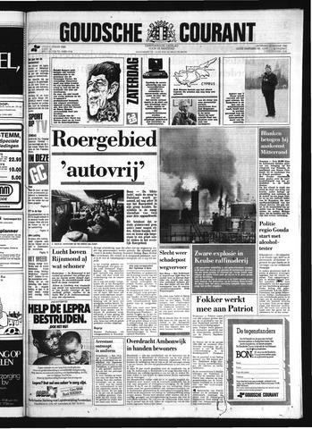 Goudsche Courant 1985-01-19