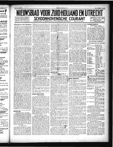 Schoonhovensche Courant 1947-02-28