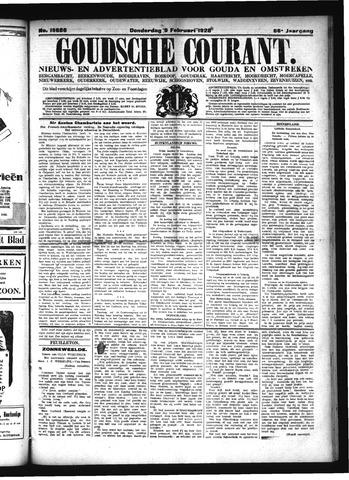 Goudsche Courant 1928-02-09