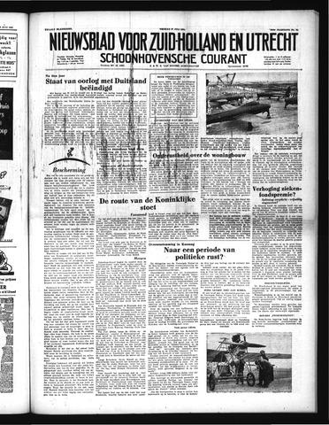 Schoonhovensche Courant 1951-07-27