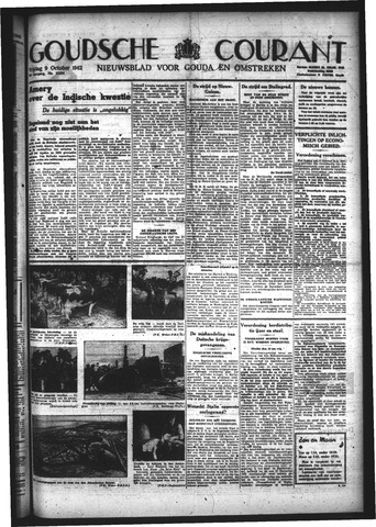 Goudsche Courant 1942-10-09