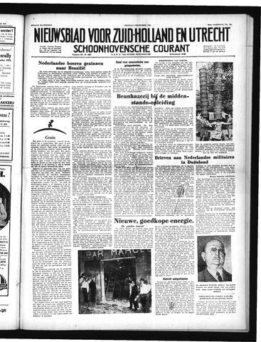 Schoonhovensche Courant 1952-09-05