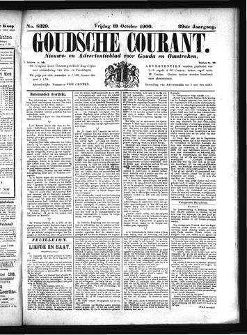 Goudsche Courant 1900-10-19