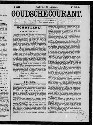 Goudsche Courant 1867-08-15