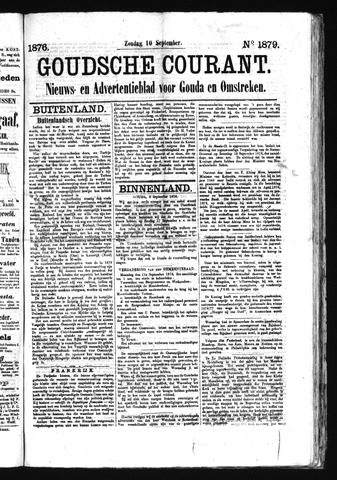 Goudsche Courant 1876-09-10