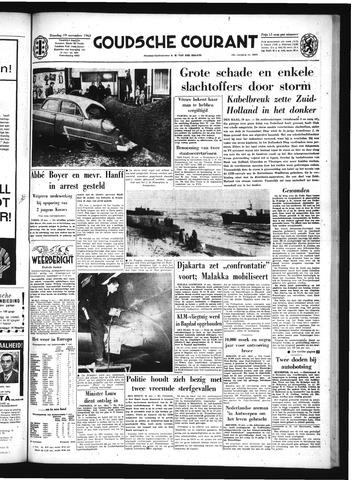 Goudsche Courant 1963-11-19