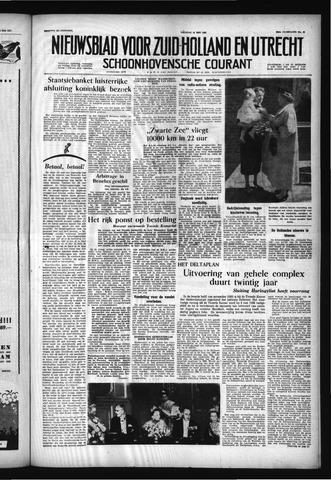 Schoonhovensche Courant 1957-05-24