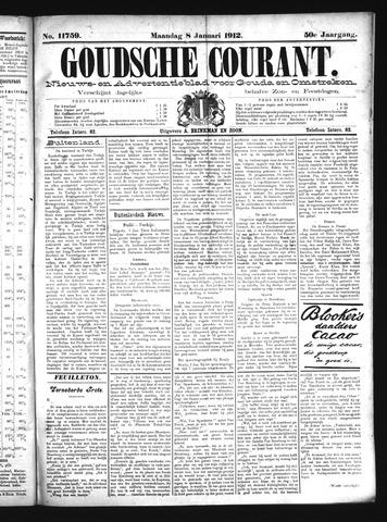 Goudsche Courant 1912-01-08