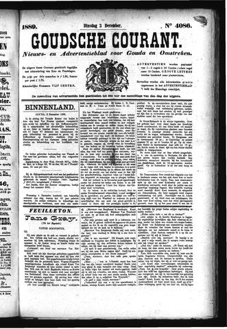 Goudsche Courant 1889-12-03