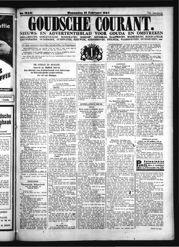 Goudsche Courant 1937-02-10