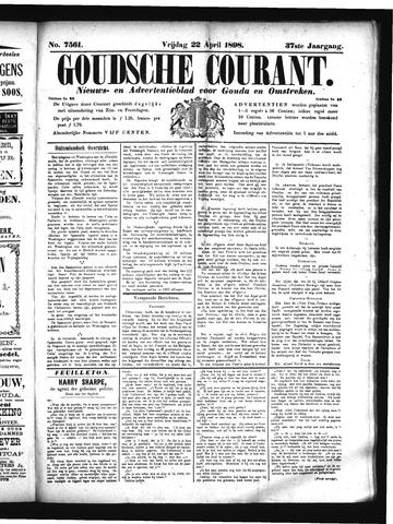 Goudsche Courant 1898-04-22