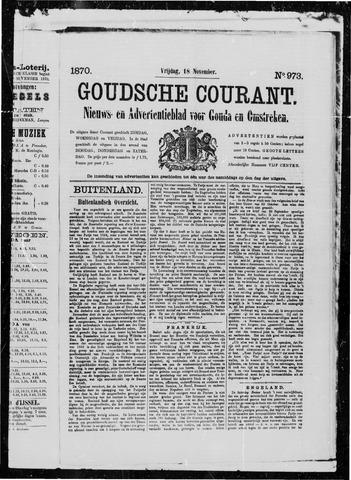 Goudsche Courant 1870-11-18