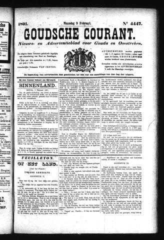 Goudsche Courant 1891-02-09