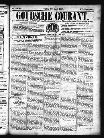 Goudsche Courant 1918-04-26