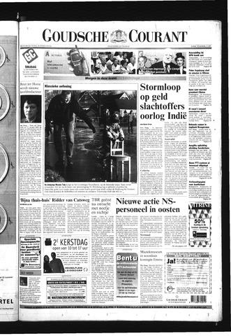 Goudsche Courant 2000-12-22