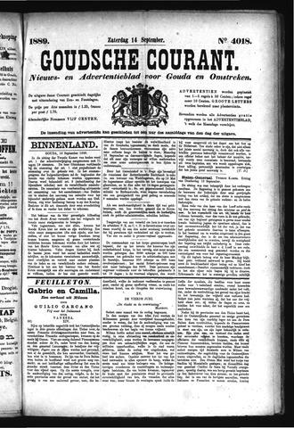 Goudsche Courant 1889-09-14
