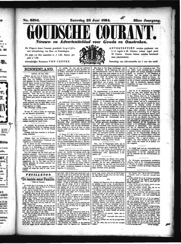 Goudsche Courant 1894-06-23