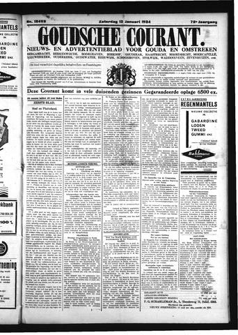 Goudsche Courant 1934-01-13