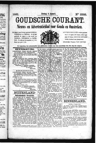 Goudsche Courant 1881-01-09