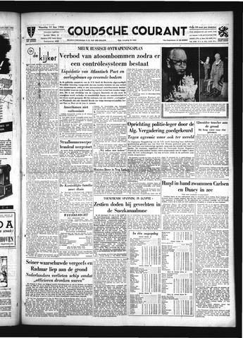 Goudsche Courant 1952-01-14