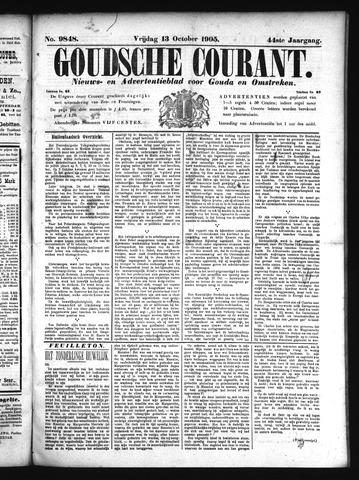 Goudsche Courant 1905-10-13