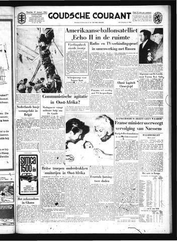 Goudsche Courant 1964-01-27