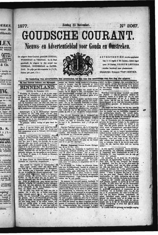 Goudsche Courant 1877-11-25