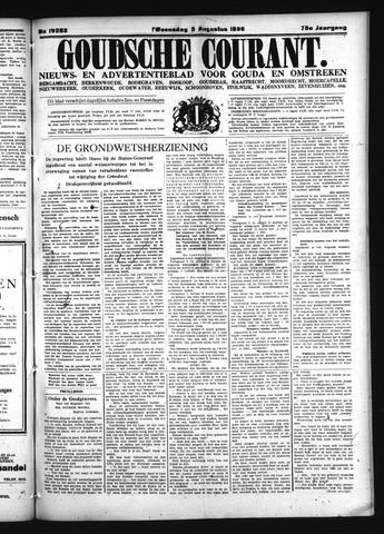 Goudsche Courant 1936-08-05