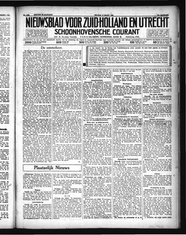 Schoonhovensche Courant 1935-03-15