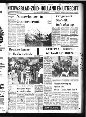 Schoonhovensche Courant 1977-10-12